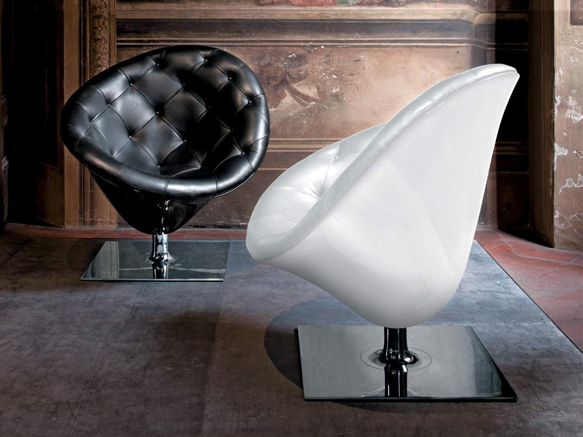 Fauteuil MOORE par Driade x Philippe STARCK