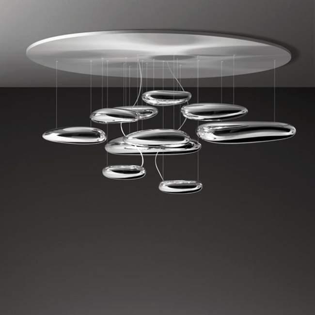 plafonnier mercury par artemide x ross lovegrove deco design. Black Bedroom Furniture Sets. Home Design Ideas