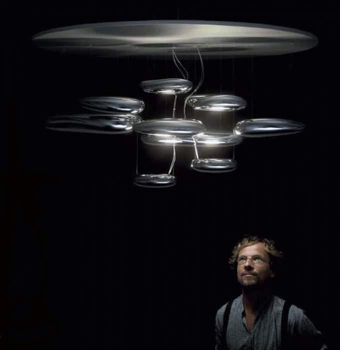 mercury-ceiling-artemide lamp-artemide