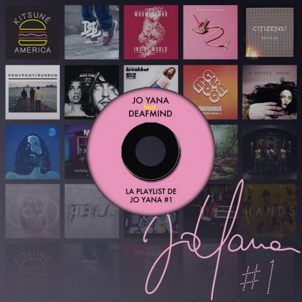 LA PLAYLIST DE JO YANA #1