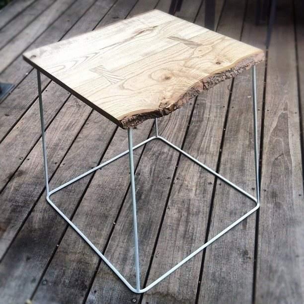 Table basse design en bois ? par Alexandre REIGNIER