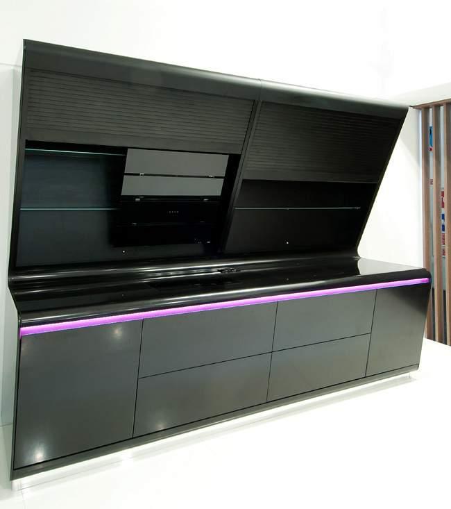 cuisine design aran cucine x hi macs x karim rashid deco design blog design magazine. Black Bedroom Furniture Sets. Home Design Ideas
