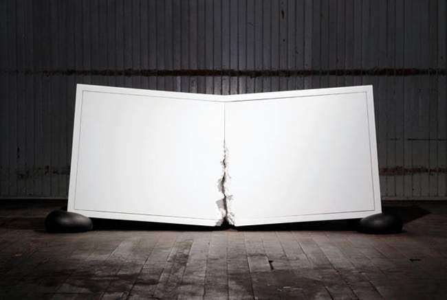 Buffet BREAK par le studio SNARKITECTURE