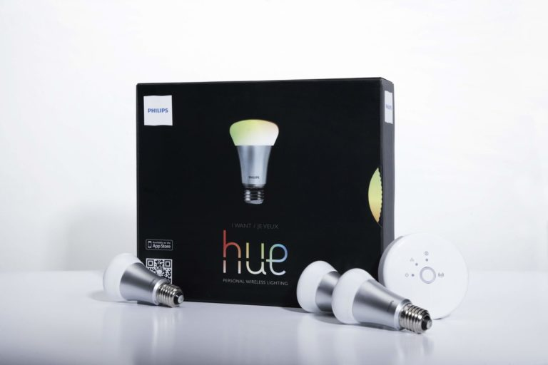 Philips hue pack (2)