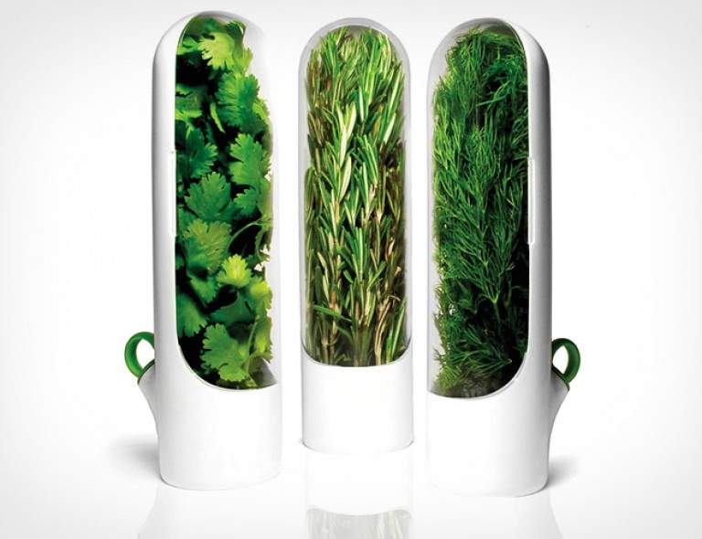 pot design Herb-Savor Mini Pod par PREPARA