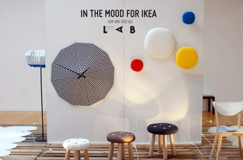 IN THE MOOD FOR IKEA - DESIGN TOUR 2012