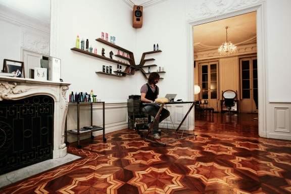 Une U00e9tagu00e8re Murale De 8m Par Maxime PAULET | Deco-Design