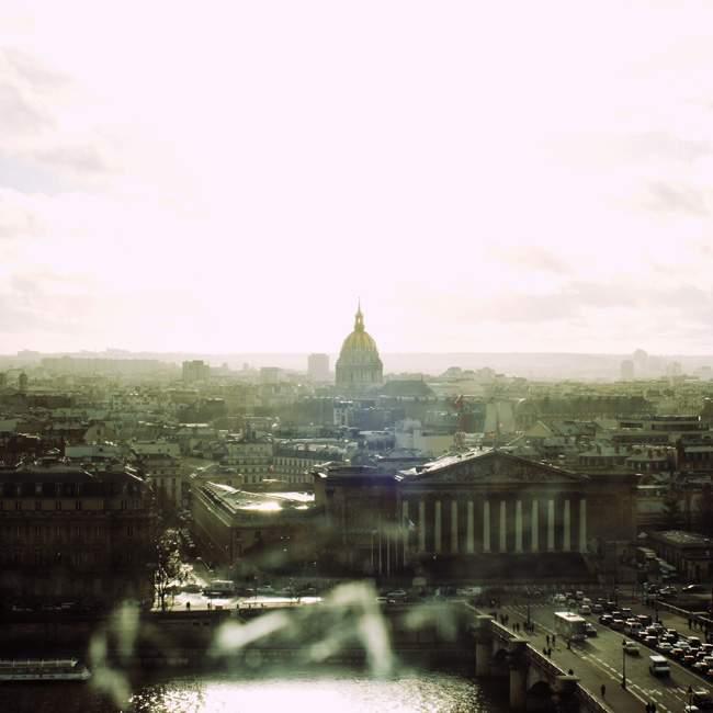 Week-end détente à PARIS !