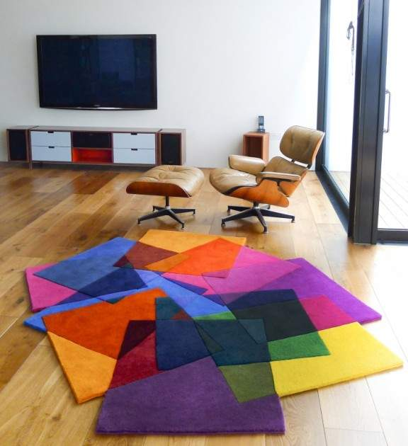 Tapis AFTER MATISSE par Sonya WINNER