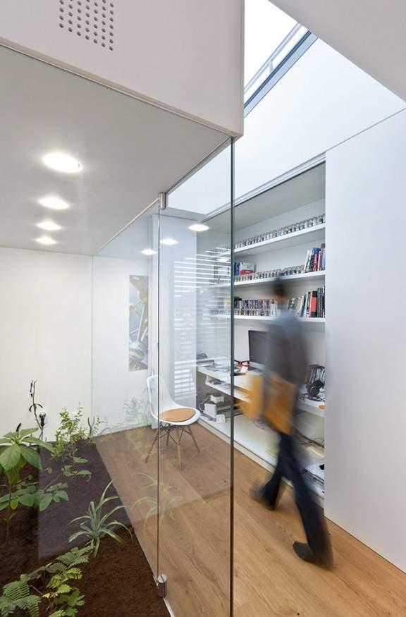 Immeuble à 7 Appartements Contemporains par METAFORM ARCHITECTURE