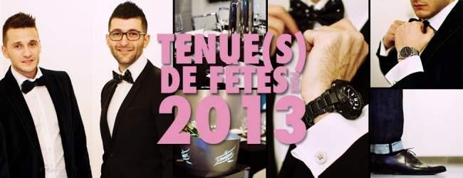 Tenue(s) de Fêtes pour 2013 !