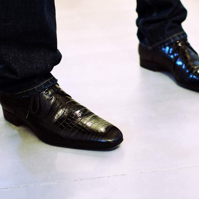 chaussures D&G