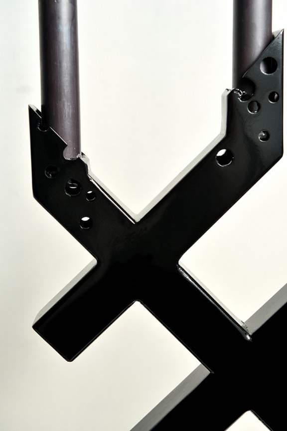 Chandelier design TAIJITU par Barnabé RIBAY