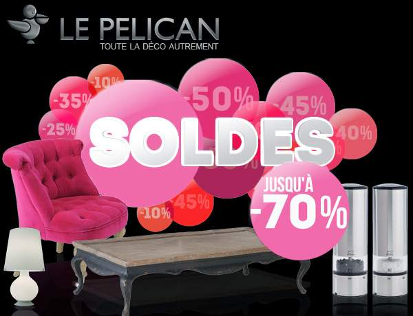 soldes deco design bons plans decoration jo yana. Black Bedroom Furniture Sets. Home Design Ideas