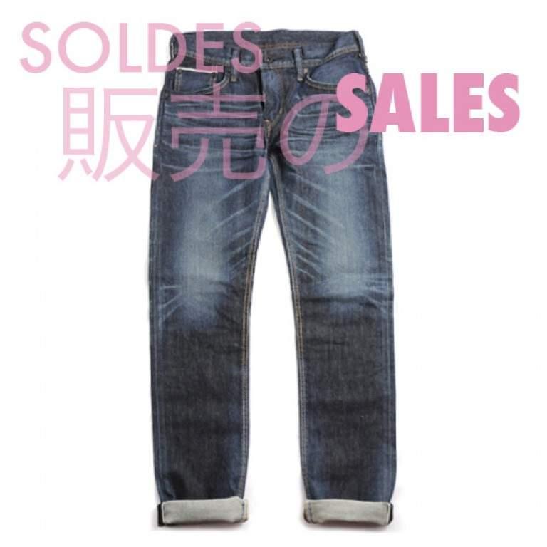 jeans edwin SOLDES 2012 JO YANA