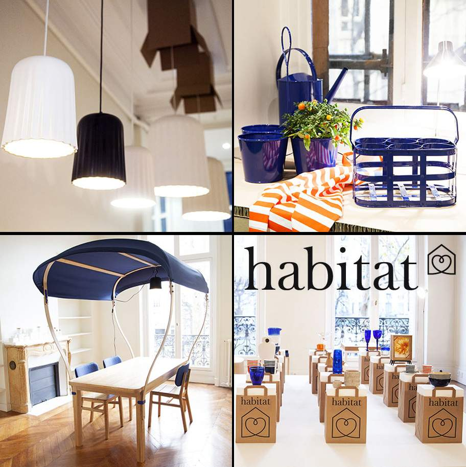 Collection printemps t 2013 habitat deco design blog for Habitat deco