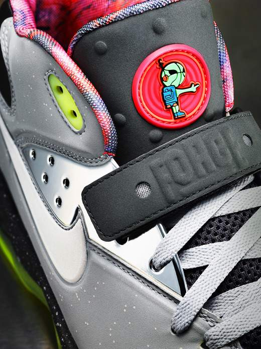 NIKE Air Force Max AREA 72