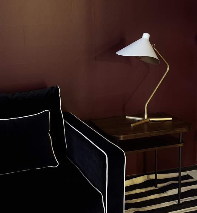 Collection de Mobilier et Accessoires URBAINE par Sarah LAVOINE