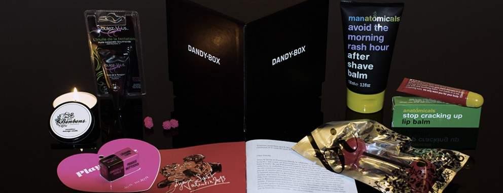 DANDY BOX SAINT VALENTIN