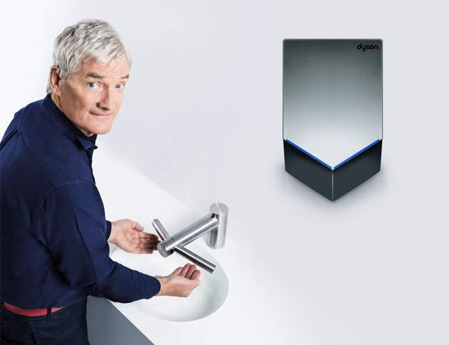 Dyson AIRBLADE V & AIRBLADE TAP