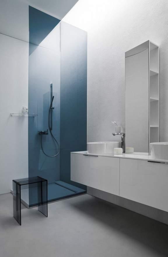 collection salle de bains kartell by laufen jo yana. Black Bedroom Furniture Sets. Home Design Ideas