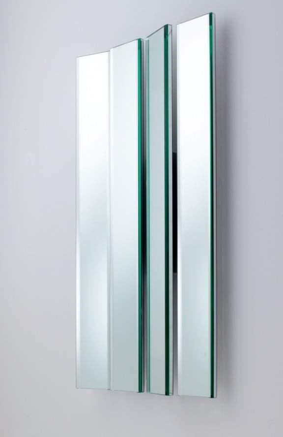 Miroir design mirage par lema x tokujin yoshioka deco for Miroir design italien