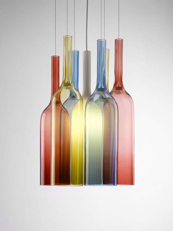 suspension jar rgb par lasvit x arik levy jo yana. Black Bedroom Furniture Sets. Home Design Ideas