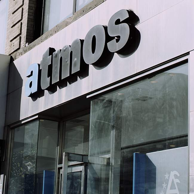 Best SNEAKERS SHOPS in NEW YORK ATMOS