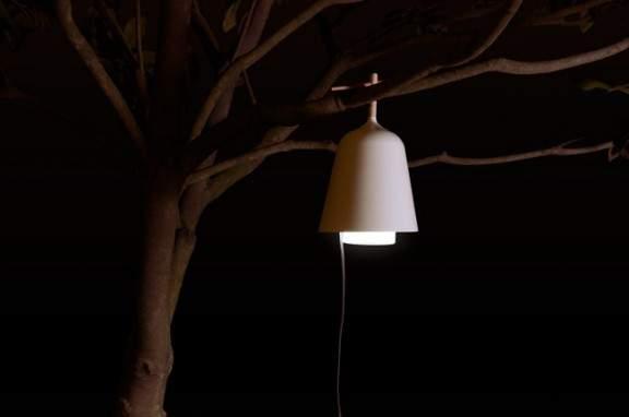 lampe sous mon arbre par florian brillet x ligne roset. Black Bedroom Furniture Sets. Home Design Ideas