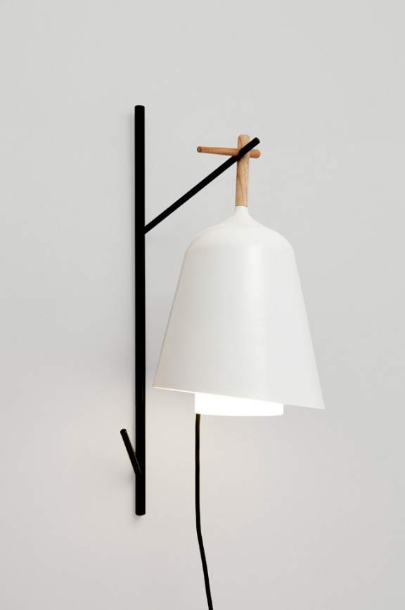 Lampe sous mon arbre par florian brillet x ligne roset deco design blog d - Luminaire ligne roset ...