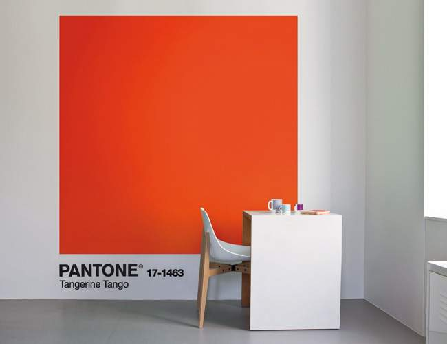 Collection de peintures tollens pantone deco design blog design magazine d coration - Pantone tollens ...