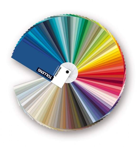 Collection de peintures tollens pantone jo yana for Peinture tollens