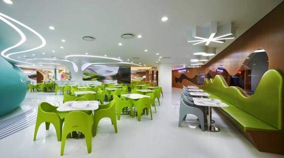 Amoje Food Capital, Seoul, Korea, 2013_4