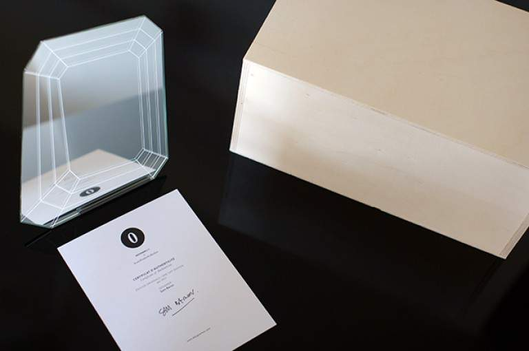 DESIGNERBOX - Chaque mois un objet de designer dans une box !