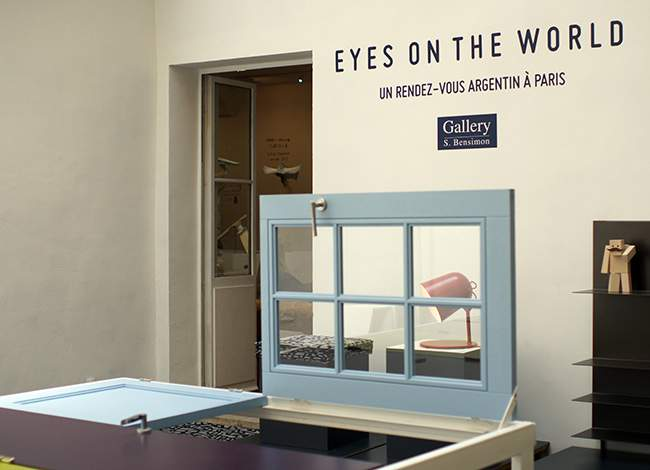 D'DAYS 2013 – Gallery S.Bensimon / Eyes on the World