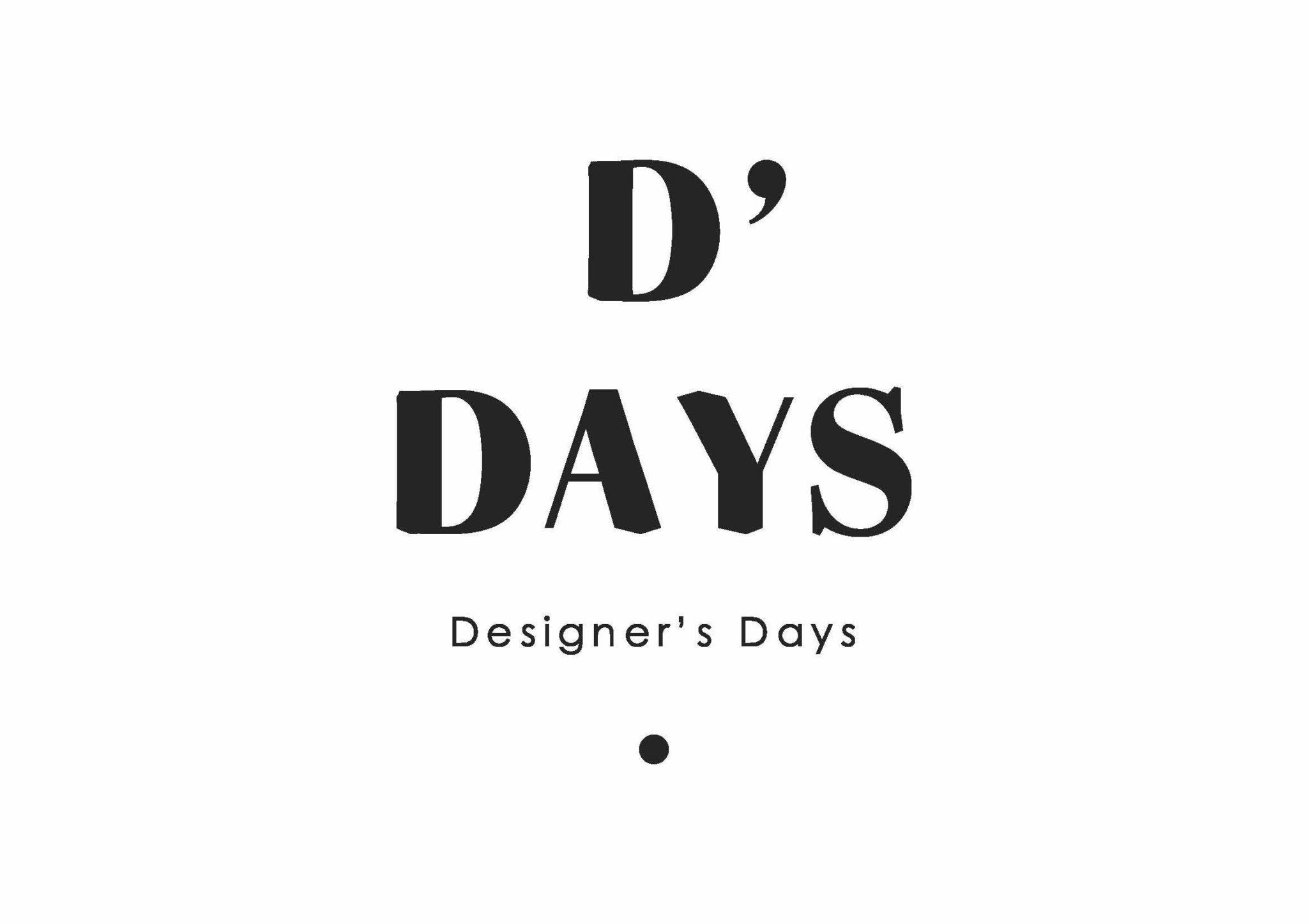 DESIGNER'S DAYS 2013 (D'DAYS 2013) – Nouveautés, Infos Pratiques, Reportages…