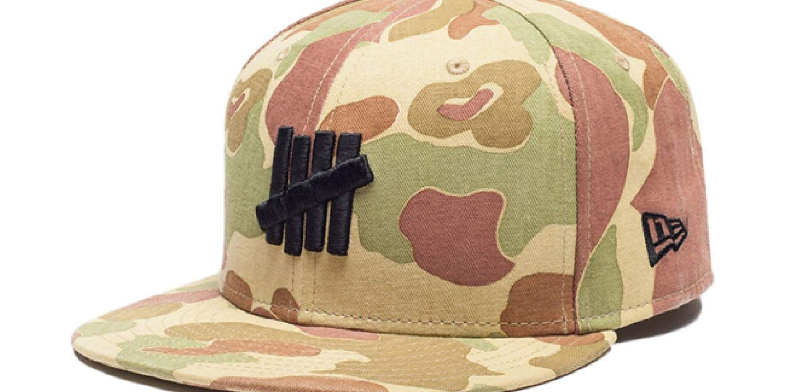 UNDEFEATED Washed Camo Capsule Collection