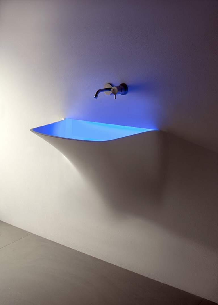 Lavabot design SOFFIO par Domenico de Palo