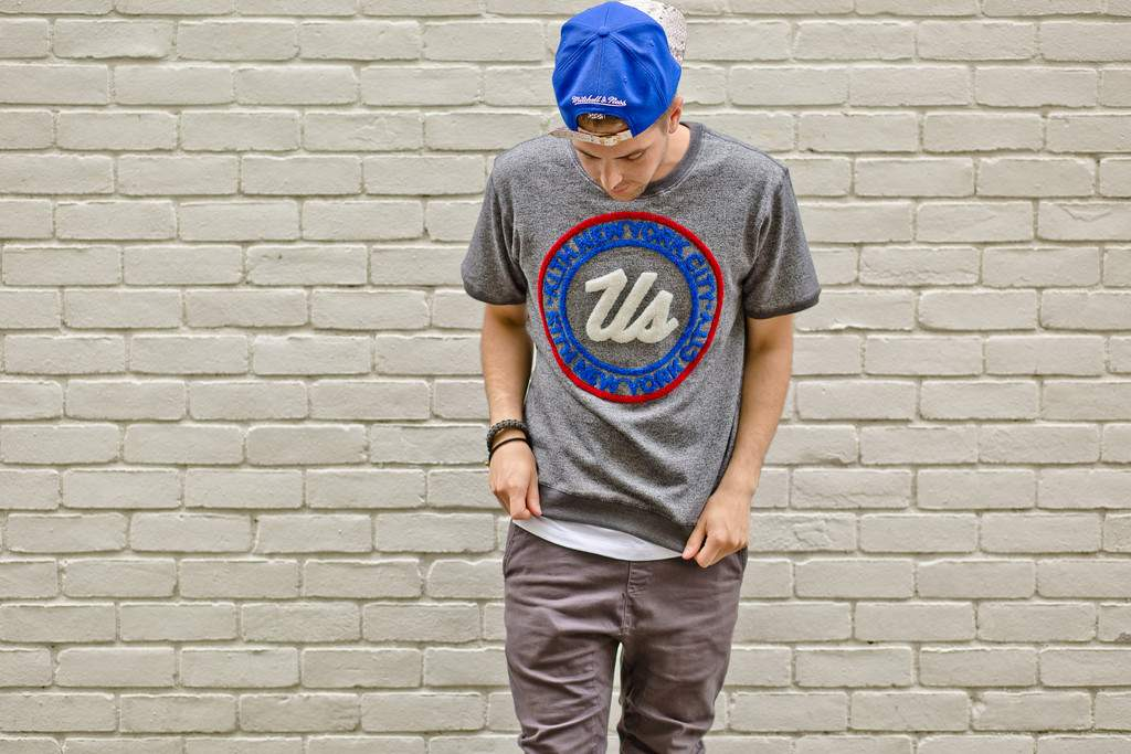 T-shirt US by Ronnie Fieg x BWGH