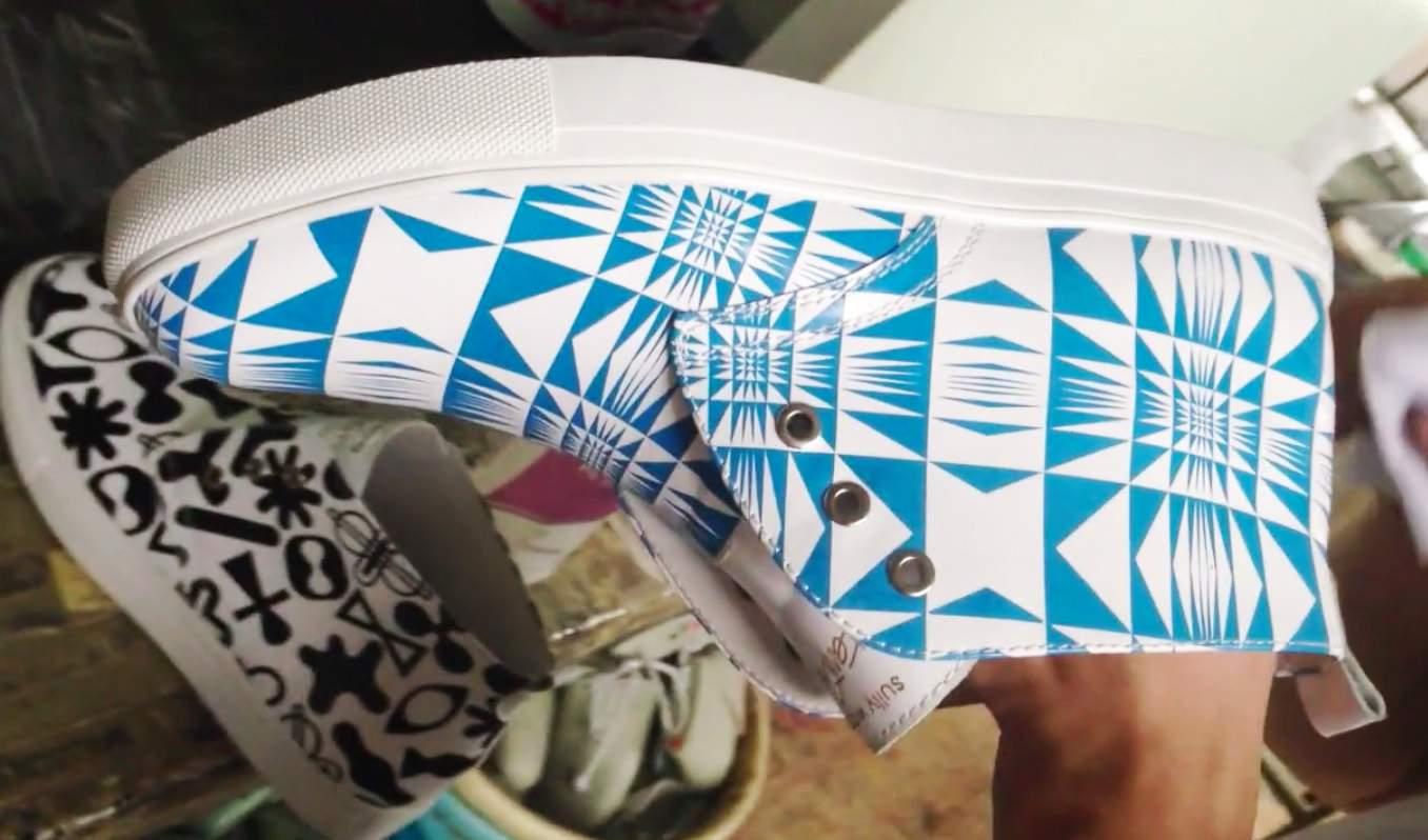 Desert Boots collection KARIM RASHID x SULLY WONG