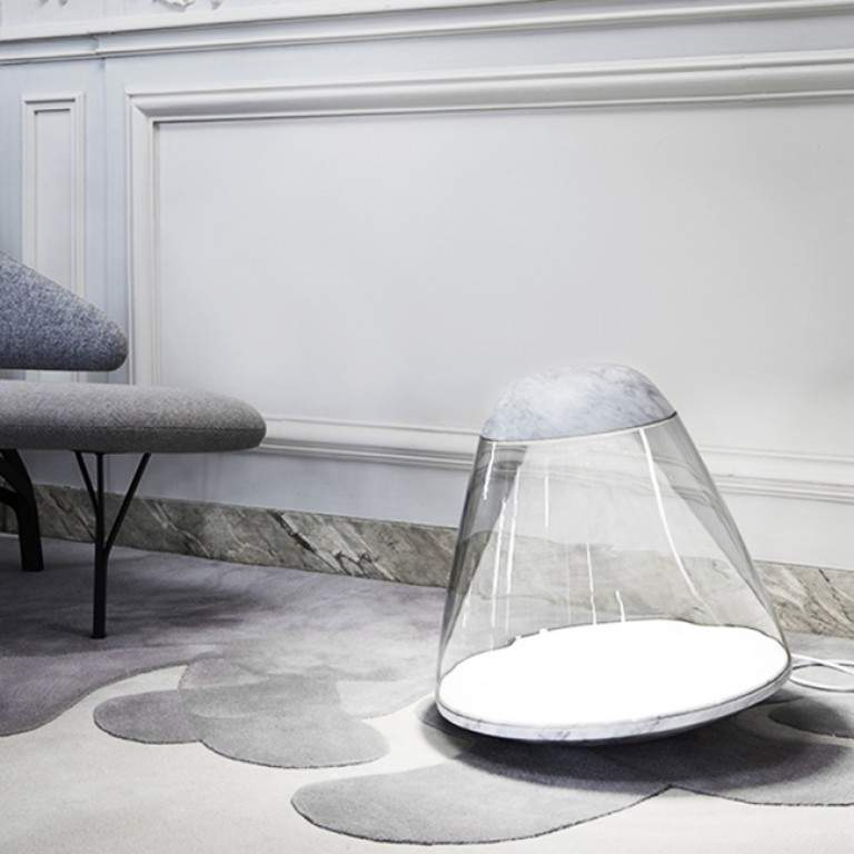 Lampe design APOLLO par La Chance x Dan YEFFET & Lucie KOLDOVA