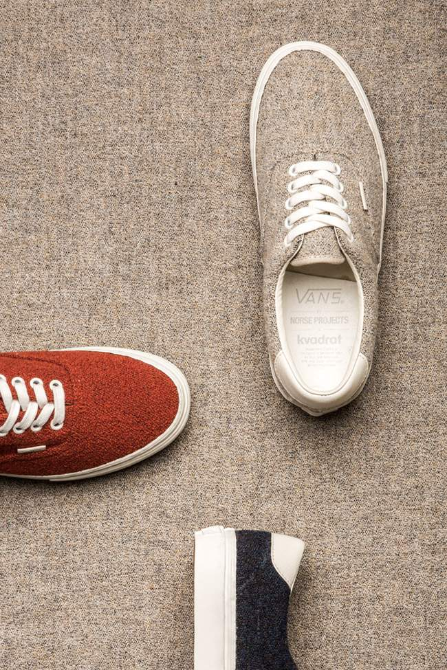 VANS x KVADRAT x NORSE PROJECTS