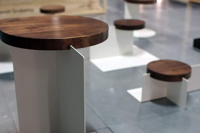 Pdw13 Tables Basses Sur Le Fil Par Pawel Grobelny Jo Yana