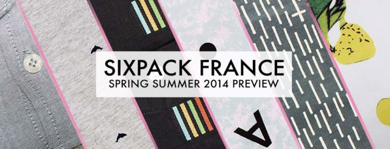 BLOG_SIXPACK SPRING SUMMER 14 PREVIEW_C