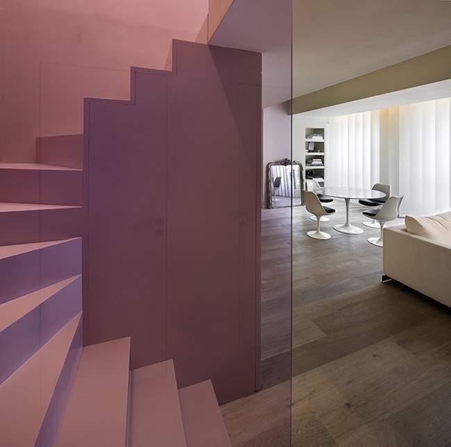 Appartement P par Regis BOTTA