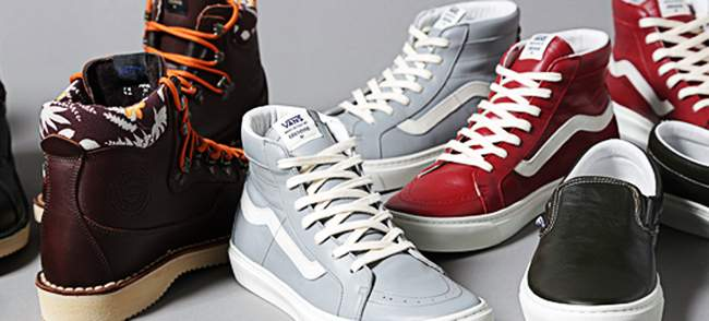 VANS VAULT x DIEMME Collection A/W13