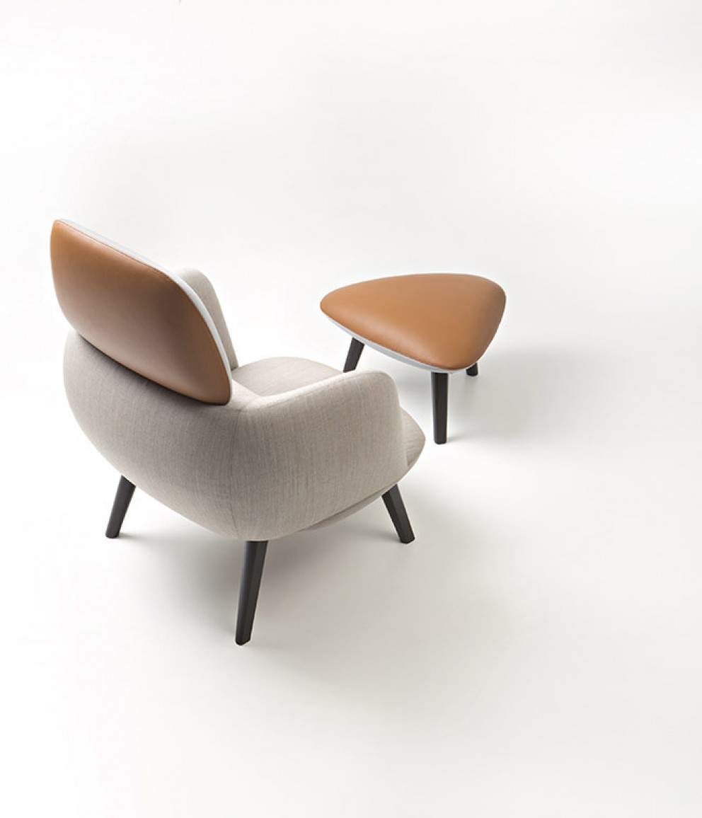 Betty-loungechair-+-ottoman-beige&orange2_maxdesign