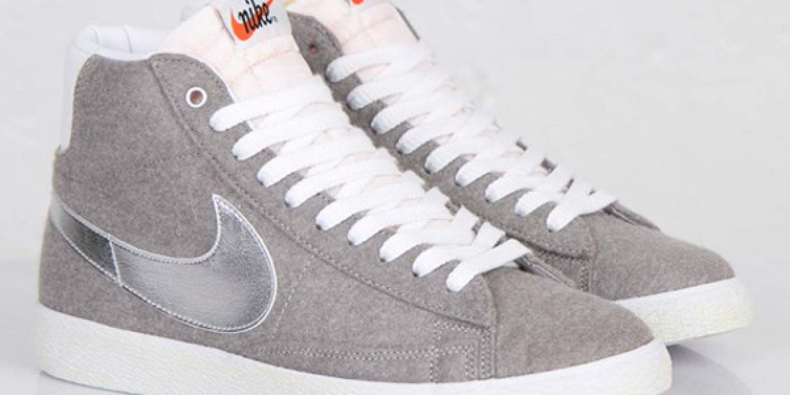 nike blazer argent roshe run pour courir. Black Bedroom Furniture Sets. Home Design Ideas