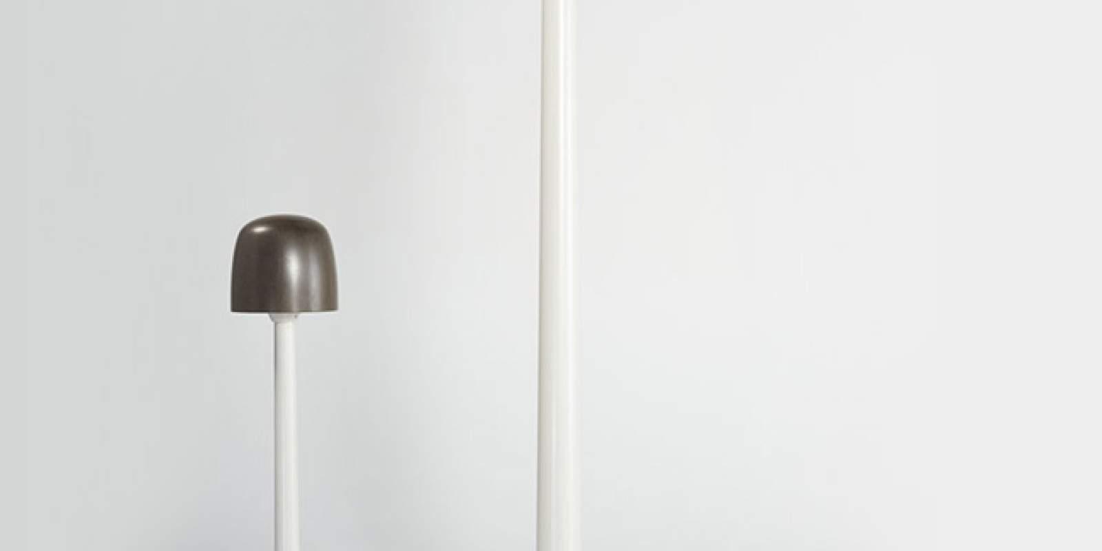 Luminaires outdoor shroom par birgitta ralston alexandre for Luminaire outdoor