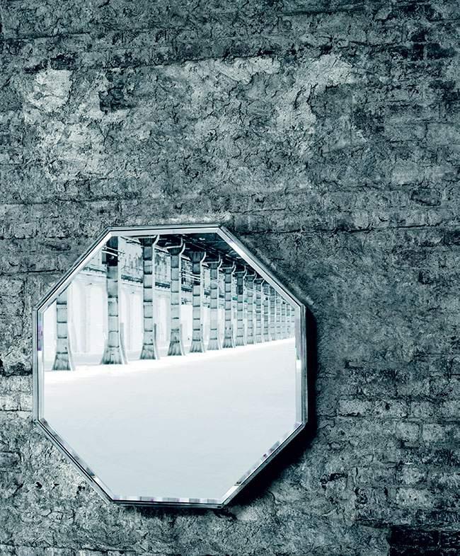 Miroirs PRISM par Tokujin YOSHIOKA x Glas Italia